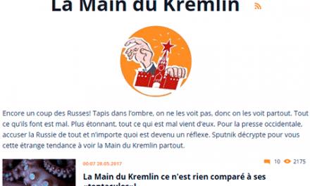 Rencontre Poutine-Macron : Sputnik et Russia Today ont tardé à réagir