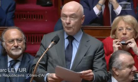 Baroin reprend contre Macron la « possible réalité » du « loyer fictif »