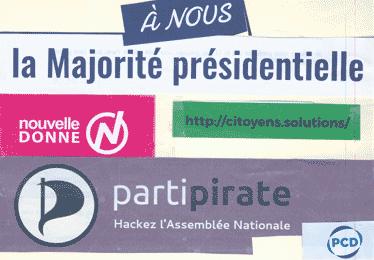 Législatives : ces formations et candidats que l'on découvre dans son courrier