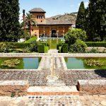 Une merveille : L'Alhambra à Grenade