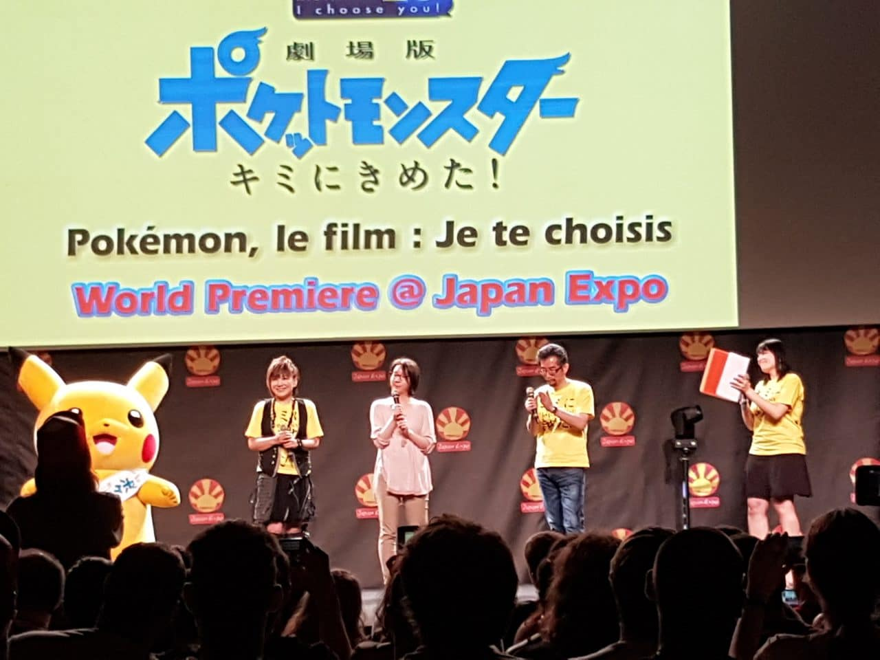 Pokémon GO Fest : un challenge international !