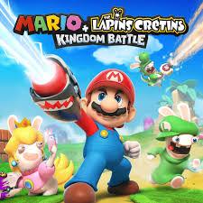 Mario + Les Lapins Crétins Kingdom Battle : amiibo et défi