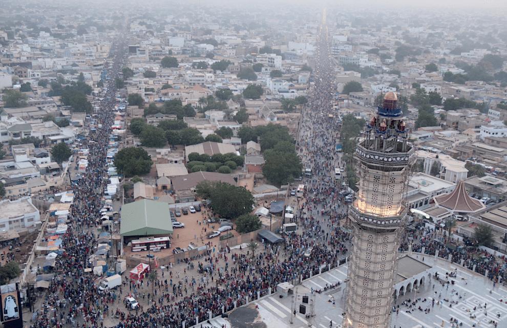 Magal de Touba : Le plus grand rassemblement de musulmans après la Mecque