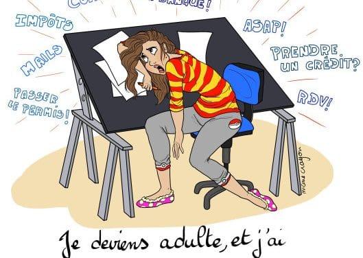 Marie Crayon : Illustrations et esquisses d'émotions