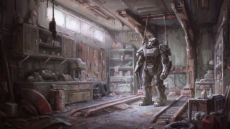 Avis Fallout 4 Imaginer l'Apocalypse (Artbook)