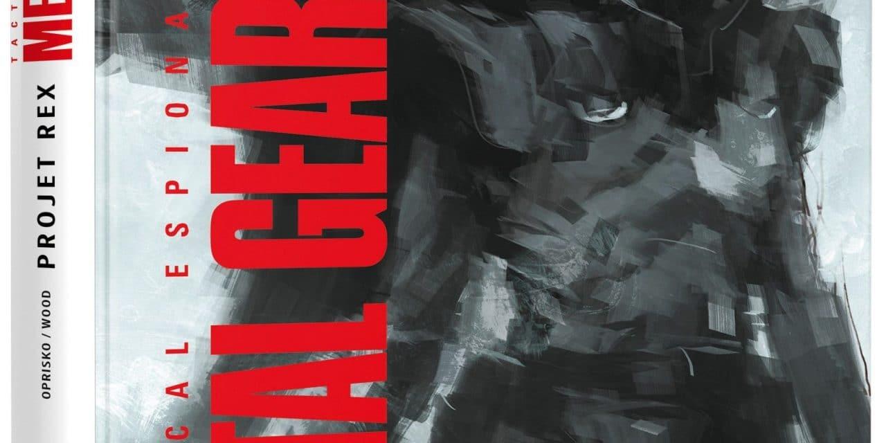 Metal Gear Solid Projet Rex, le jeu version papier