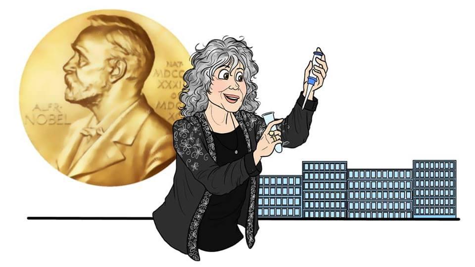 Marie Crayon, illustratrice qui met à l'honneur les femmes