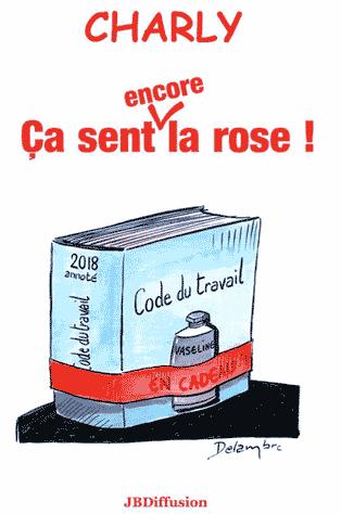Avec Ça sent encore la rose, Charles Duchêne rebrandit son martinet d'épines