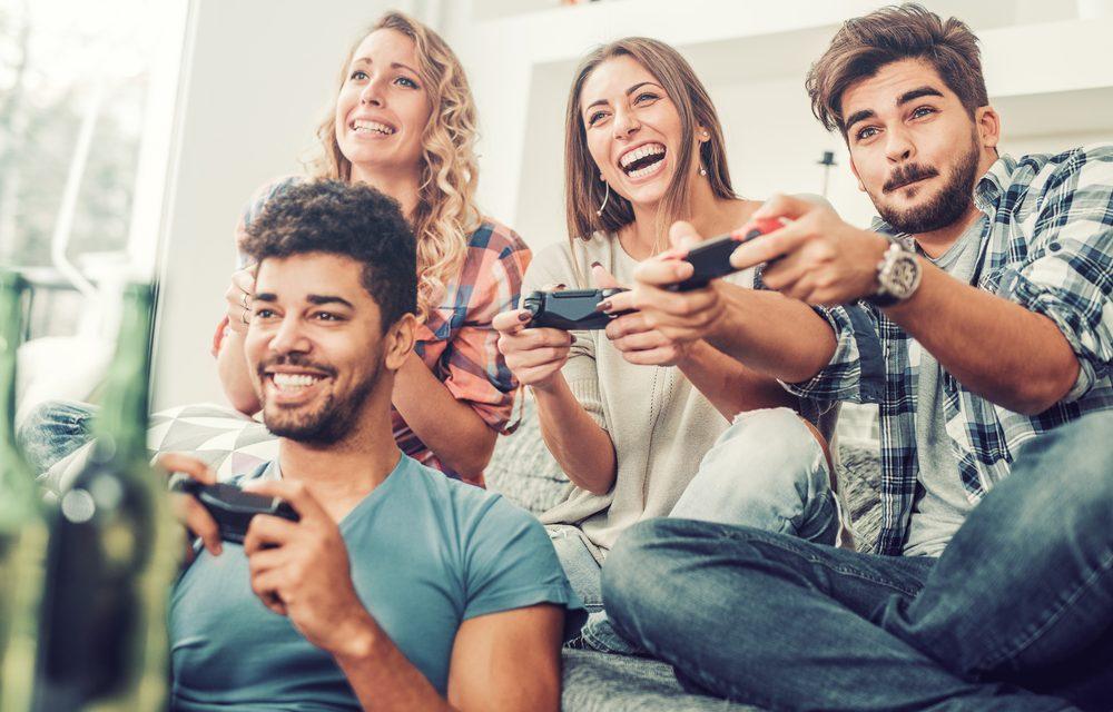 Le marché du jeu vidéo dépasse largement le cinéma mondial