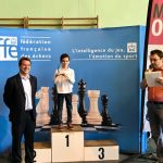 Echecs : Pierre Stephan, champion de France 2018 de parties rapides.