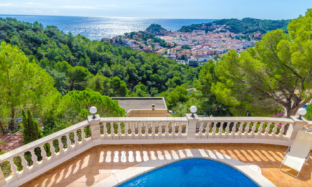 Les plus belles villas côtières en Espagne