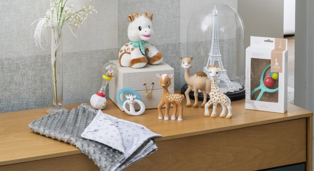 Sophie la girafe : le jouet idéal pour les enfants ?