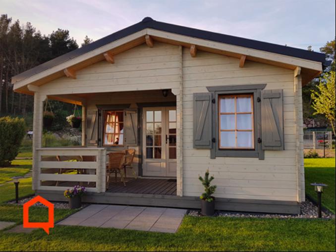 Maison en bois préfabriquée – la solution pour les personnes occupées